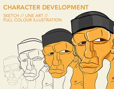 "Check out new work on my @Behance portfolio: ""Proudly Kasi (Township) Character Exploration"" http://be.net/gallery/60681979/Proudly-Kasi-(Township)-Character-Exploration"