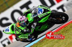 Sheridan Morais - Team Kawasaki Lorenzini - World Supersport Championship