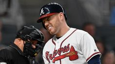 Did Freddie Freeman's injury just cost the National League its MVP? - Seeing one of baseball's best sluggers shelved does much more than take a hot bat off a bad Braves team.