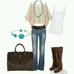 I LOVE this look  #fashion