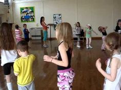 Zumba for Kids - Zumbatomic - The Cool Down - with Hayley Whittington