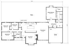 Plan #481-7 - Houseplans.com