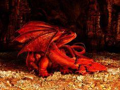 red dragon  by craig musselman