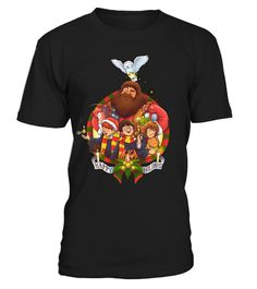 Harry Potter Happy Holidays - **SAVE 10% NOW!!** | Teezily | Buy, Create & Sell T-shirts to turn your ideas into reality