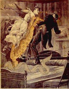 Max Ernst - Allons! Dansons la Tenebreuse