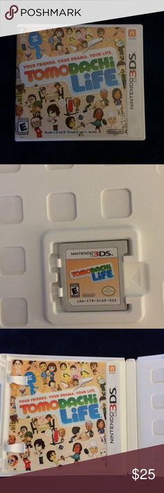 tomodachi life - OFFERS WELCOME tomodachi life for nintendo 3ds. played, but still in perfect condition. ✨✨ tags: #tomodachilife #3ds #3dsgames #3dsgame #nintendo #sale #discount Nintendo Other