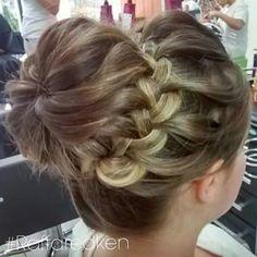 #raffaredken #redken #penteado #loirodossonhos #hair #hairstyle #blond #blondhair