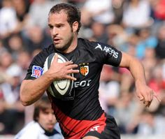Frederic Michalak, still delicious as ever. Mmmmm...