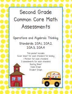 Second Grade Common Core Resources