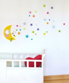 Starry Night Wall Decal Set