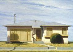 De La Guerra Street by Mark Beck