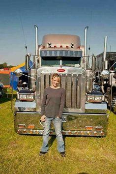 All Truck, Big Rig Trucks, Dump Trucks, Cool Trucks, Pickup Trucks, Custom Big Rigs, Custom Trucks, Lisa Kelly Trucker, 10 4 Good Buddy