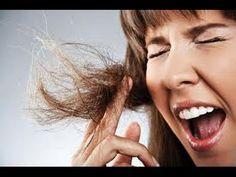 Repara tus puntas abiertas + brillo a tu cabello (100% te Funciona) - YouTube
