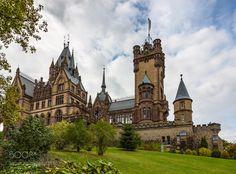 Schloss Drachenburg Germany by valentina17