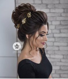 This for u for wedding hair ideas and I will send more. This for u for wedding hair ideas and I will send more. Related Post Best Hairstyle For Fine Thin Hair And Long Face 20 Wedding Hairstyles for Medium Length Best Hairstyles 2019 Bridal Hair Buns, Bridal Hairdo, Wedding Hair And Makeup, Wedding Hair Up, Long Hair Wedding Styles, Long Hair Styles, High Bun Wedding, July Wedding, Engagement Hairstyles
