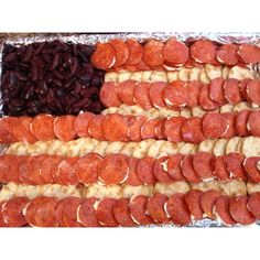 Patriotic Appetizer