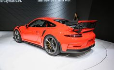 2016 Porsche 911 GT3 RS: Naturally Aspirated, Nurburgring Honed - Photo Gallery of Official Photos and Info from Car and Driver - Car Images - Car and Driver