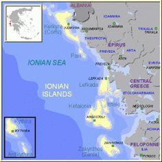 Ionian Islands - Information