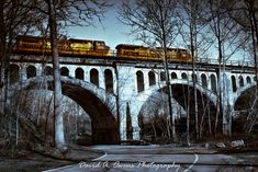 Avon Haunted Bridge-On display at Cheddar's Casual Café in Avon, Indiana.   Flickr - Photo Sharing!
