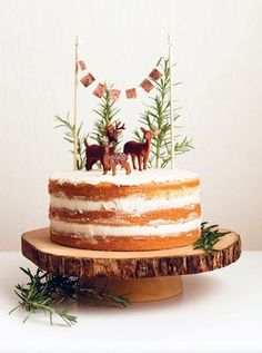 Books: Decorate for a Party Books: Decorate for a Party The post Books: Decorate for a Party & Kindergeburtstag appeared first on Forest party theme . Holiday Cakes, Christmas Desserts, Christmas Baking, Christmas Treats, Christmas Cookies, Christmas Holiday, Holiday Parties, Xmas, Forest Party