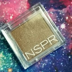 INSPR Eyeshadow in Canival Very pretty shimmery brown eyeshadow by INSPR Beauty. The shade is called Carnival. Unopened, still in its original plastic wrap. INSPR Beauty  Makeup Eyeshadow