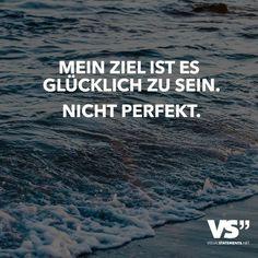 German for all Deutsch für alle: Mein Ziel - Max Schreiber - Neueste Trends True Quotes, Words Quotes, Motivational Quotes, Inspirational Quotes, Sayings, German Quotes, Visual Statements, True Words, Positive Thoughts