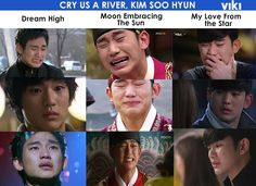 Here's hoping that #KimSooHyun will show off his expert crying skills in #Producer