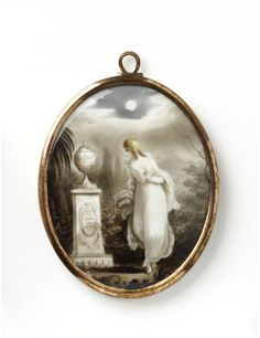 Locket      Place of origin:      England, Great Britain (made)     Date:      1780-1820 (made)