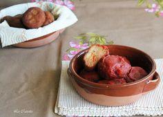 La Cassata: Polpette di pane e formaggio di Anna (anche senza glutine)