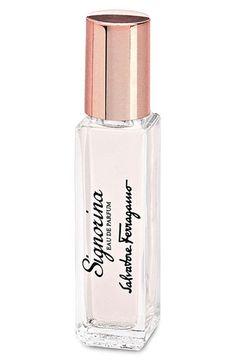 Salvatore Ferragamo Signorina Eau de Parfum Rollerball available at #Nordstrom