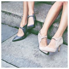 Cerow Heel making us wanna get fancy on a Wednesday. // Coming soon!