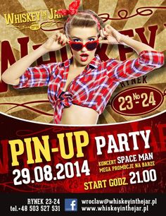 PIN-UP PARTY