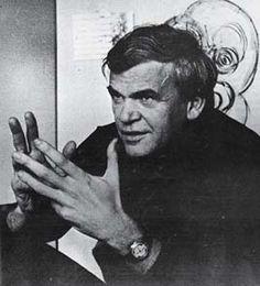 Milan Kundera  (n. Brno, 1 de abril de 1929)