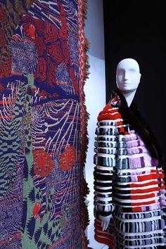 Bergdorf Goodman   Kustaa Saksi. Tapestries woven at TextielMuseum   TextielLab