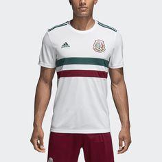 22e7a69789 Mexico Away Jersey White XL Mens Playera Mexico