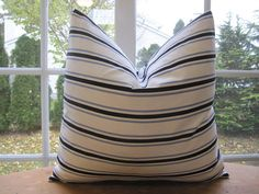 NEW...Pillow Decorative Throw Pillow Cover by CottageHomeCouture, $38.00