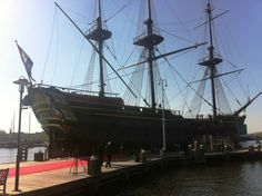 VOC schip