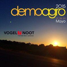 Demostración de Remolques Hermanos García en #DEMOAGRO 2015.