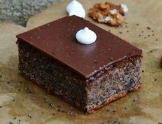 Nebo v ústach! Vyskúšajte tento makový zákusok bez múky - My site Gluten Free Baking, Gluten Free Desserts, Healthy Desserts, Baking Recipes, Cake Recipes, Dessert Recipes, Czech Desserts, Raw Cake, Czech Recipes