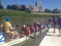 Duncan Williams Dragon Boat Races 2012, benefiting Tennessee Clean Water Network #hueys
