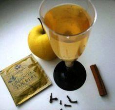 Kaltauszug Apfeltee Strudel, Barware, Green, Iced Tea, Green Tee, Tumbler
