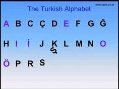 Çocuklar için Türkçe Alfabe - Turkish Alphabet for Children - YouTube