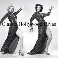 Classic hollywood divas