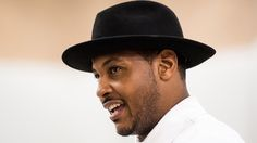 Carmelo Anthony's town hall brings athletes, teens and police face to face