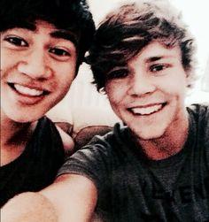 Calum and Ashton