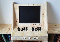 On a construit une Borne d'Arcade | Ufunk.net