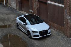AUDI S3 8V Audi A3 Sedan, Top Cars, My Ride, Custom Cars, Cars And Motorcycles, Dream Cars, Sporty, Luxury, Vehicles