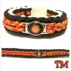 DMB Firedancer Bracelet  Custom design, custom charm   Don't be afraid to ask for your own personalized design!!