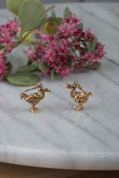dodo earrings