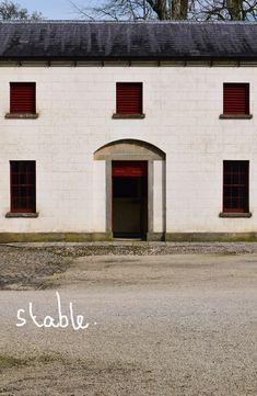 Castle Coole Stables © Lavender's Blue Stuart Blakley